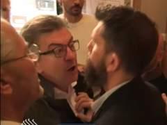 """Mélenchon, líder de Francia Insumisa, contra la Policía: """"Yo soy la república"""""""