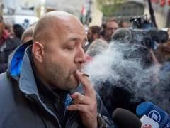 Colas en las tiendas de marihuana de Canadá tras la legalización del cannabis