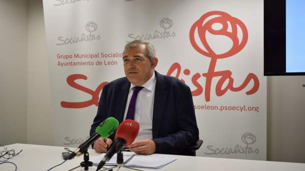 El edl socialista, Vicente Canuria.