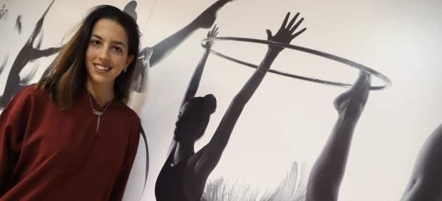 Alejandra Quereda aparca la medicina para continuar los éxitos de la rítmica española como ...