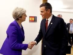 """Pedro Sánchez, tras la cumbre de la UE sobre el 'brexit': """"El protocolo de Gibraltar ya está cerrado"""""""