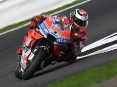 Jorge Lorenzo se prueba y decide no disputar tampoco el GP de Japón