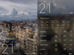 Las mejores 'apps' para consultar el tiempo