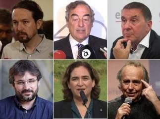 Montilla no ha sido el único: otros también visitaron a los políticos presos... y cada uno tuvo su motivo