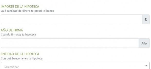 ¿Cuánto puedes reclamar a tu banco por los gastos hipotecarios? Calcúlalo con esta aplicación