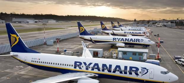 Una huelga de tripulantes de Ryanair en Eindhoven podría afectar a 13 vuelos en España este martes