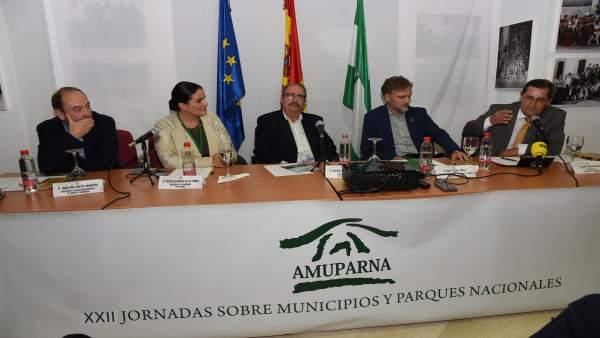 Jornadas de la Asociación de Municipios con Territorios en Parques Nacionales
