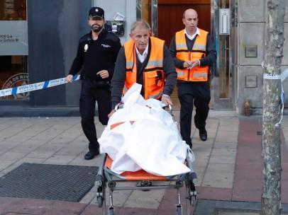 Mujer hallada muerta en Valladolid