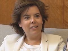 Saénz de Santamaría recibirá una remuneración del Consejo de Estado de menos de 12.000 euros anuales