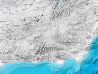 Terremoto en Jódar