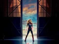Los fans, contentos con el cambio del cartel en español de 'Capitana Marvel'