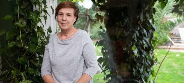 Milagros Martínez, superviviente de cáncer de mama: