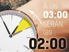 Cambio de hora octubre 2018: expertos aconsejan adelantar la supresión del cambio horario