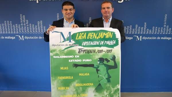 Cristóbal Ortega y Raúl Romero