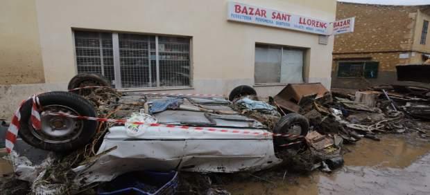 El Govern destina 2,6 millones de euros para empresas y trabajadores afectados por las inundaciones