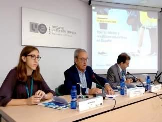 Seminario 'Oportunidades y resultados educativos en España'