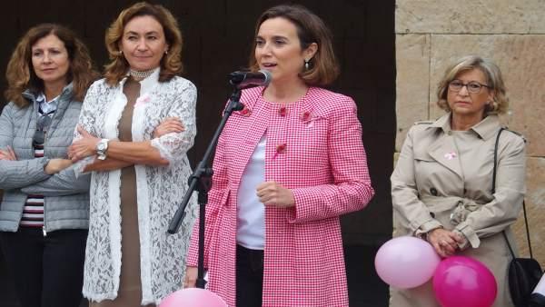 Acto en el Ayuntamiento de Logroño