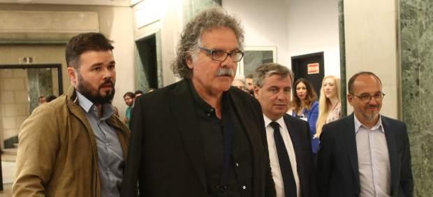 ERC se niega a sentarse con el Gobierno a negociar los Presupuestos sin gestos a los presos
