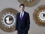 Nick Clegg, exviceprimer ministro británico