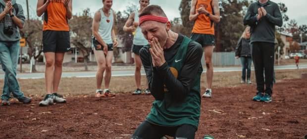 Justin Gallegos, el primer deportistade Nike con parálisis cerebral