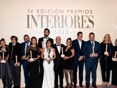IV edición de los premios de la revista Interiores