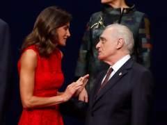 Letizia y Scorsese