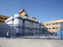Heridos 11 policías y un interno en un intento de fuga en el CIE de Aluche de Madrid