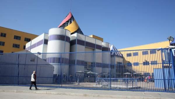 CIE de Aluche (Madrid)