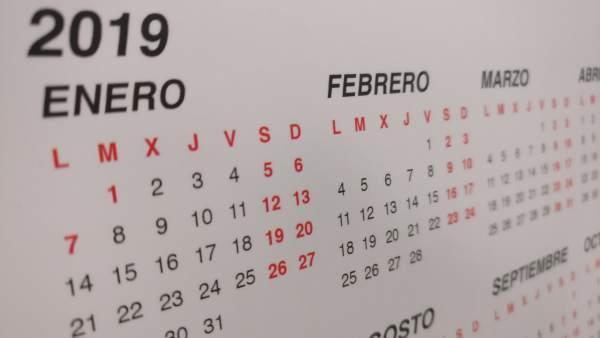 Calendario Laboral Fuenlabrada 2019.Dia Del Padre Donde Es Festivo El 19 De Marzo 2019 San Jose