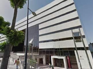 Edificio de los Juzgados de lo Penal en Granada