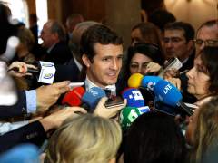 """Casado avisa a Sánchez: """"En España no puede mandar un preso"""""""
