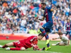 El Levante desquicia al Real Madrid y pone en peligro a Lopetegui