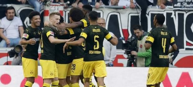 Bundesliga: otro gol de Alcácer y vuelta al triunfo del Bayern