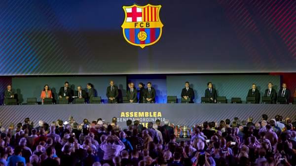 Asamblea Ordinaria del Barça