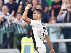 Otro gol de Cristiano Ronaldo no le sirve a la Juventus