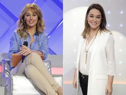 Emma García y Toñi Moreno