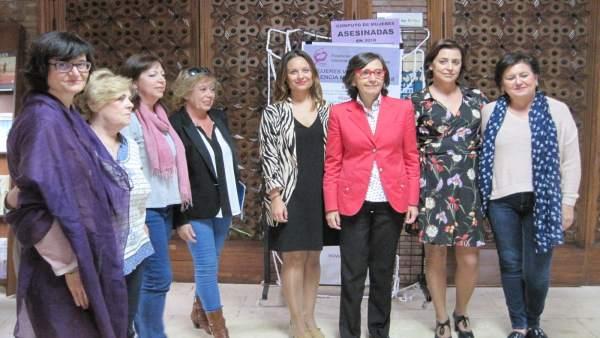 Jornada sobre justicia patriarcal en Córdoba, con Rosa Aguilar