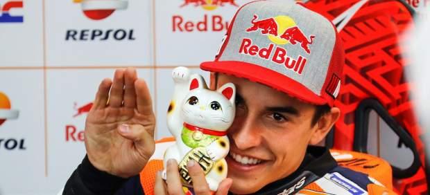 Marc Márquez entra en el Top 5 de los mejores pilotos de la historia