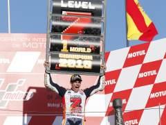 Márquez se proclama campeón del Mundo por séptima vez