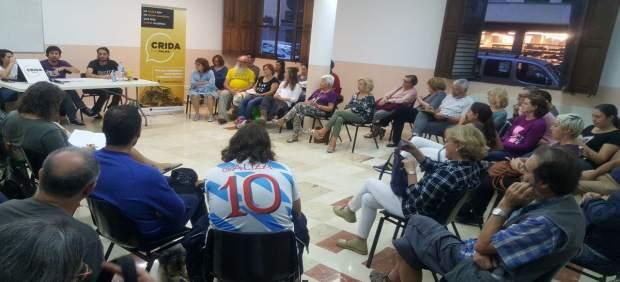 Crida per Palma será la candidatura municipalista y rupturista para las próximas elecciones de ...