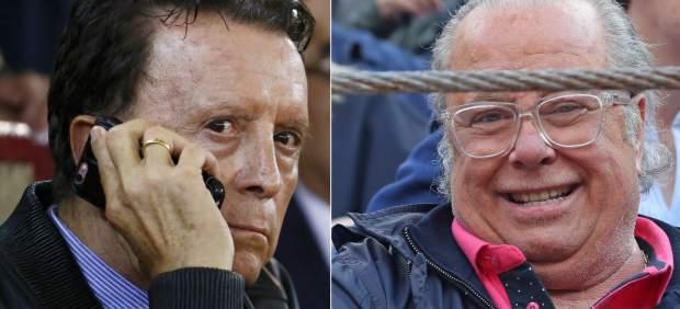 Ortega Cano y Arévalo, las caras ilustres de Vox en un acto en Palma de Mallorca