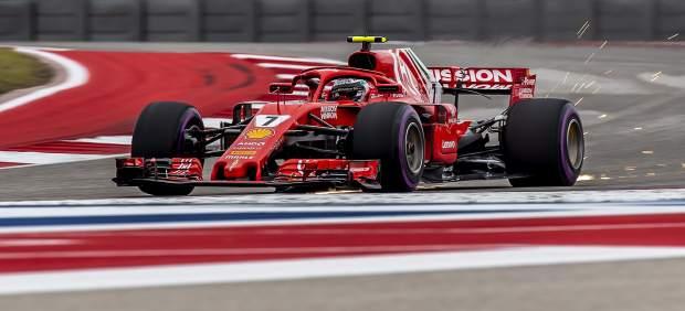 Räikkönen gana 113 carreras después y Hamilton ve retrasado su alirón