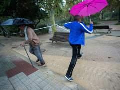 Las lluvias se trasladan este lunes a Canarias y los avisos se reducirán a La Palma y A Coruña