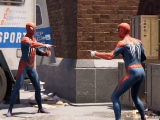 Meme de Spider-Man