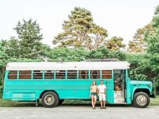 Un autobús diferente