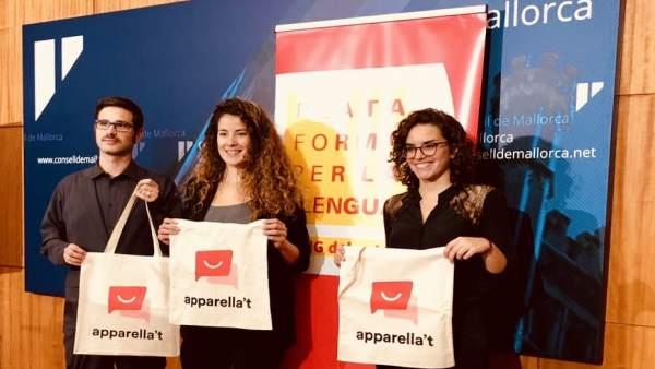 Presentan 'Apparellat', una app para aprender a hablar en catalán