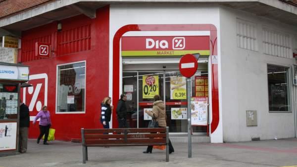 Supermercado Día