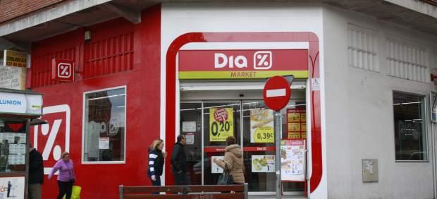 Supermercados Día saldrá del Ibex en dos semanas y será sustituida por la compañía Ence
