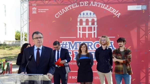 Presentación del #Murciasemueve