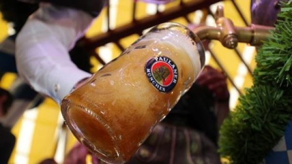 Edición limitada de la Paulaner Oktoberfest Bier